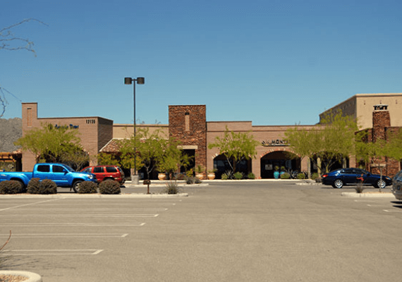 Retail – Dove Mountain Retail Center - M.A.S. Real Estate Services, Inc.