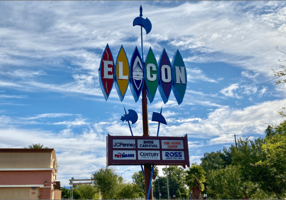 Retail – El Con Center - M.A.S. Real Estate Services, Inc.