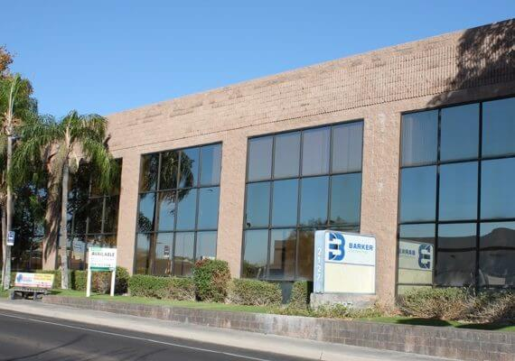 Office – 2127 E Speedway Blvd – Commercial Property Management - M.A.S. Real Estate Services, Inc.