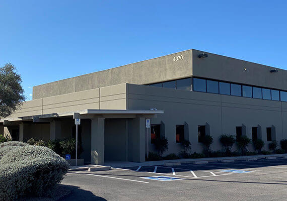Office – 4370 S. Fremont Ave. - M.A.S. Real Estate Services, Inc.