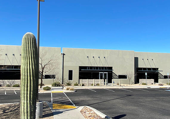 Office – DEA District Office of Tucson - M.A.S. Real Estate Services, Inc.