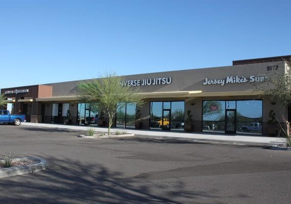Retail – 9172 S. Houghton Road – Commercial Property Management - M.A.S. Real Estate Services, Inc.