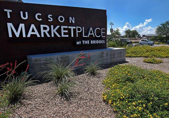 Retail – The Bridges At Tucson Marketplace - M.A.S. Real Estate Services, Inc.